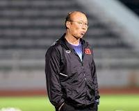 Tạm ngưng nói chuyện gia hạn hợp đồng HLV Park Hang-seo