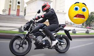 Những nỗi sợ của biker khi mới chơi côn tay