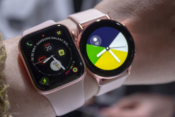 Hinh anh render chinh thuc Galaxy Watch Active 2 lo dien 2