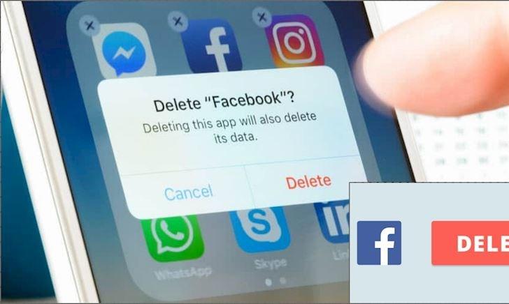 8 lý do vàng để xóa Facebook ngay lập tức (P1)