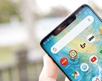 Hình ảnh rò rỉ cho thấy Huawei Mate 30 Pro học tập tính năng bảo mật từ iPhone
