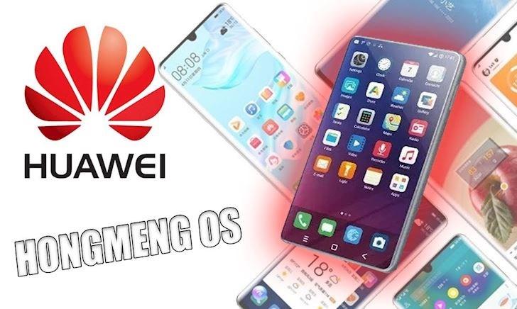 Sốc: Hongmeng OS chỉ là cú lừa của Huawei mà thôi