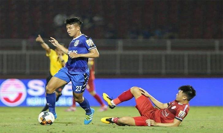 Video clip: TP.HCM tạm thời giành lại ngôi đầu V.League 2019
