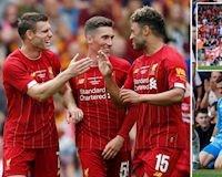 Milner tỏa sáng, Liverpool thị uy sức mạnh