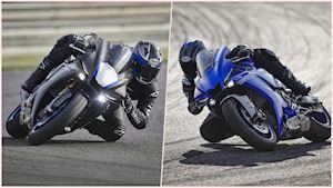 Yamaha R1 và R1M 2020 chuẩn bị về
