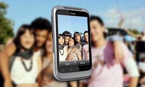 HTC Wildfire E xuất hiện: 'Chất cháy' nhen nhóm hy vọng cho hãng di động Đài Loan