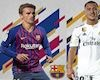 Hazard, Griezmann chưa chắc phải mang số áo hẩm hiu ở Real, Barca