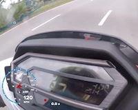 Thử Maxspeed Honda Winner X đầu tiên tại Việt Nam
