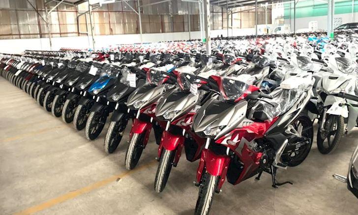 Giá bán thực tế Honda Winner X tại các đại lý