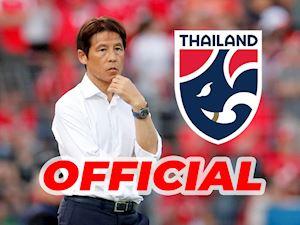 CHÍNH THỨC: HLV Nhật Bản dẫn dắt tuyển Thái Lan, đối đầu Park Hang-seo