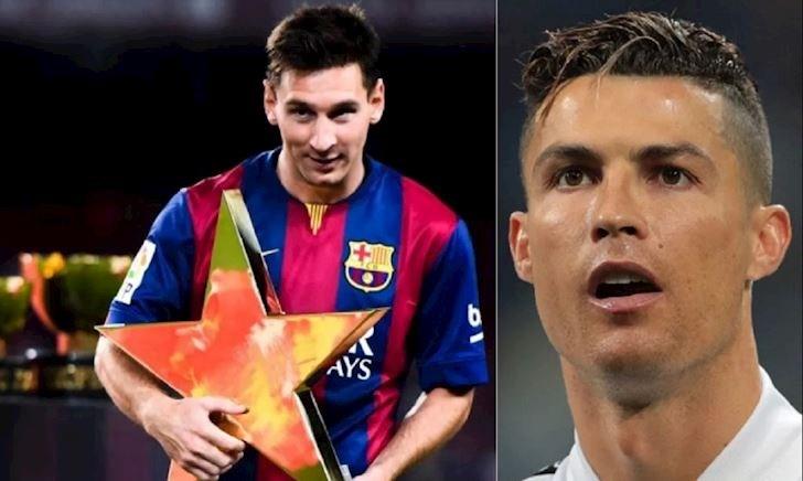 Thống kê: Messi hơn Ronaldo 100 lần