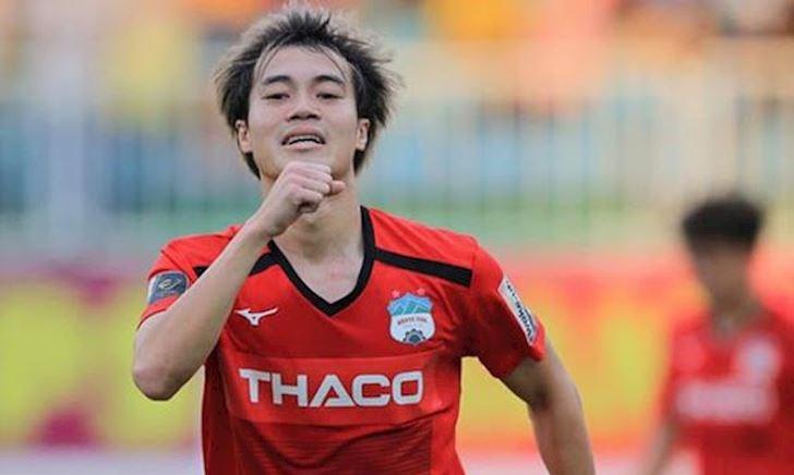 Xuân Trường kiến tạo cho Văn Toàn ghi bàn khiến Hà Nội FC khóc hận