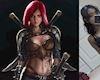 Nữ game thủ xinh đẹp sở hữu 3 tài khoản Thách Đấu chia sẻ cách chơi Katarina