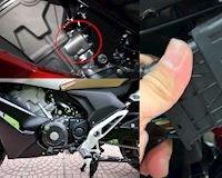 Những lỗi đã khắc phục trên Honda Winner X