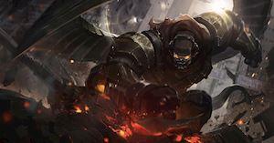 Galio đang là vị tướng tồi tệ nhất trong lịch sử chỉnh sửa của Riot Games