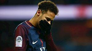 Đôi chân Neymar là lý do Barca không xuống tiền