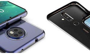 Nokia 6.2 và Nokia 7.2 mới sẽ có cụm 3 camera tựa tựa trên Huawei Mate 20 Pro?