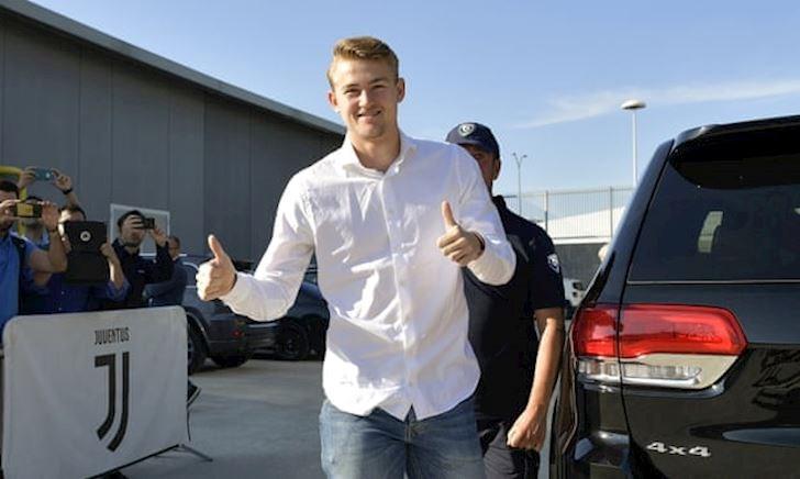 Sự thật đằng sau việc Matthijs de Ligt gia nhập Juventus