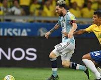 Lịch thi đấu bóng đá hôm nay 2/7: Kinh điển Brazil vs Argentina