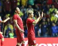 Bóng đá Việt Nam tháng 7/2019: Tuyển Việt Nam biết đối thủ tại vòng loại World Cup