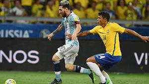 5 cuộc đọ sức cá nhân đáng xem trận Brazil vs Argentina