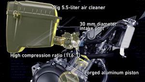 Nâng động cơ 155cc nhưng lại dùng SOHC - Yamaha mưu tính gì?
