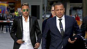 NÓNG: Đại diện Barca gặp bố Neymar chốt hợp đồng