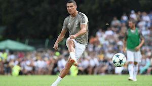 Ronaldo được Sarri sử dụng theo cách đặc biệt mùa tới