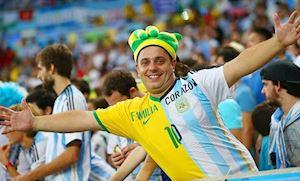 Thống kê trước trận Brazil vs Argentina: Tìm lại bầu trời