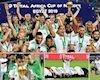Bóng đá quốc tế ngày 20/7: Algeria vô địch châu Phi, Pique vượt mặt Messi