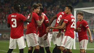 TRỰC TIẾP Man Utd vs Inter Milan: Tân binh Wan-Bissaka đá chính