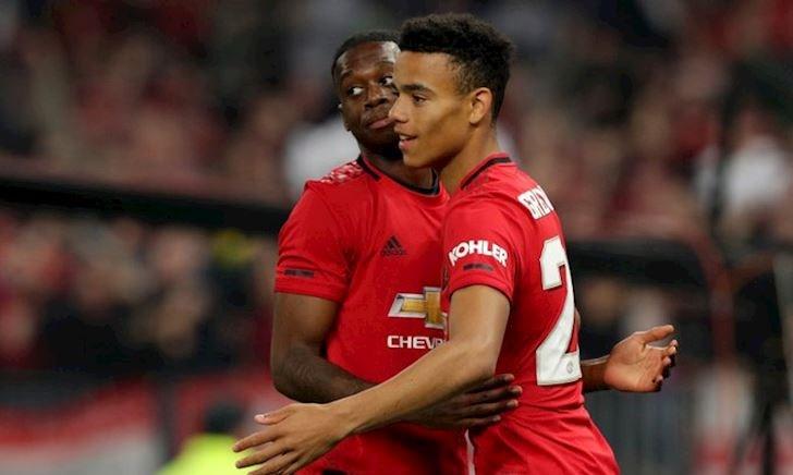 TRỰC TIẾP Man Utd vs Inter Milan (1-0): Bất ngờ với 'Quỷ đỏ 17 tuổi' (Hết giờ)