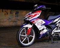 Honda Winner X những bản độ đẹp ngất ngây
