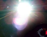 Bào tour đêm gặp xe khác bật đèn pha thì xử lý thế nào? - Touring Skills #2