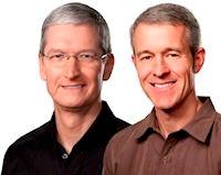 Đã xác định được người kế nhiệm Tim Cook dẫn dắt Apple trong tương lai?