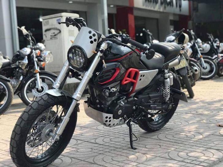 Honda CB150 Verza xe di phuot gia re anh 4