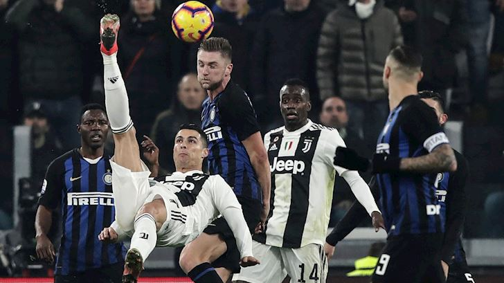 Đại chiến Inter Milan vs Juventus chưa đá đã lập kỷ lục