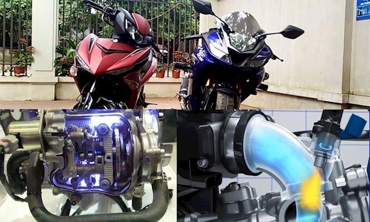 Thong tin moi nhat ve Yamaha Exciter 155 VVA 2019