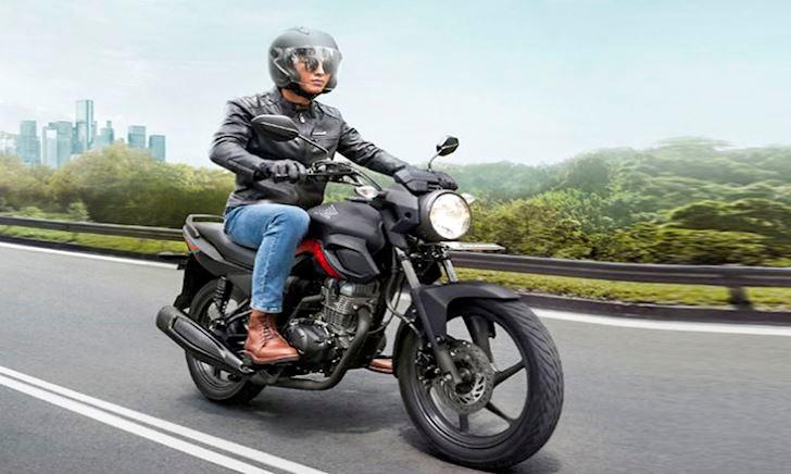Honda CB150 Verza 2019 giá chưa tới 50 triệu