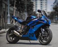 Hoảng với sức mạnh ngựa hoang Yamaha R6