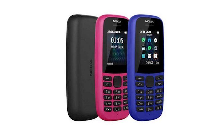 Nokia 220 4G va Nokia 105 len ke khong ro co ban ra o Viet Nam 2