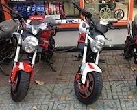 Sở hữu Ducati Mini chỉ với 34 triệu đồng