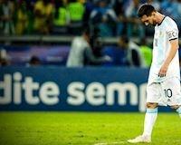 5 điểm nhấn Brazil vs Argentina: Messi ENDGAME!