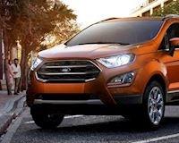 Bảng giá xe Ford Ecosport 2019 mới nhất tháng 10/2019