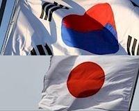 Chiến tranh công nghệ Nhật Bản và Hàn Quốc khiến cổ phiếu LG, Samsung rớt giá