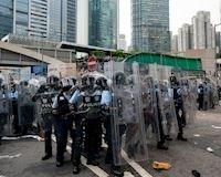 Hồng Kong bạo loạn, Man City có động thái bất ngờ