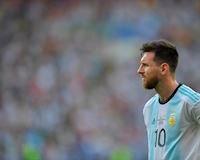 Thua trận, Messi vẫn phải 'cố đấm ăn xôi' với Argentina