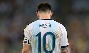 Argentina thua đau, Messi chửi Brazil tới tấp