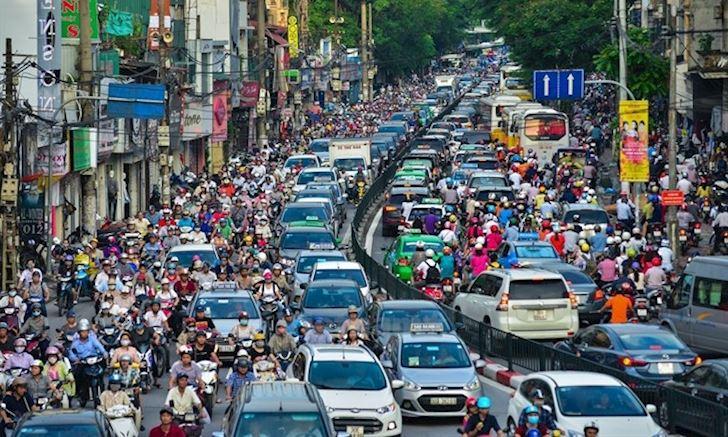Đường Việt Nam chạy 300 cc là quá đủ