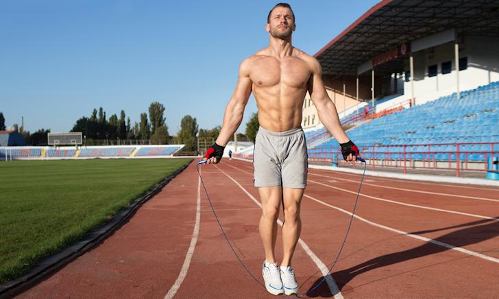 7 ngày tập luyện: Kết hợp nhảy dây và các bài tập tại nhà để tăng khả năng đốt mỡ thừa